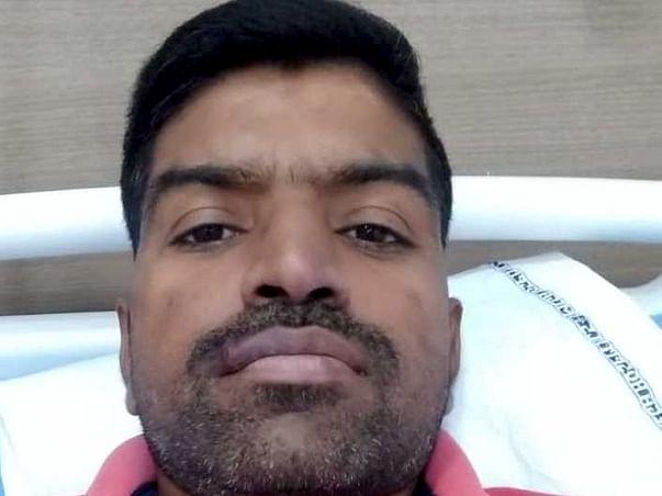 Help Swamy Naik Undergo A Bone Marrow Tranplant