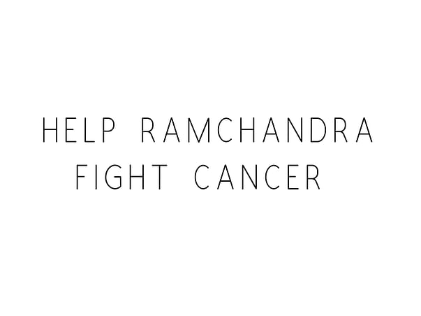 Help Ramchandra from Muscle Tumor