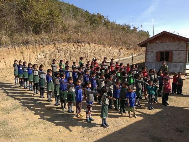 SEEKING YOUR NEW YEAR GIFTS FOR FREE EDUCATION TO 100 POOR CHILDREN !!