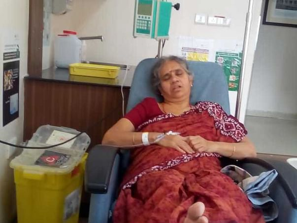 Help My Mother Fight Breast Cancer