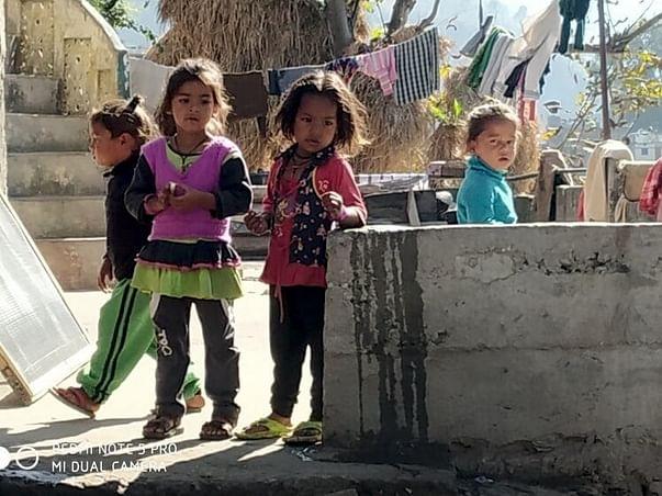 Help Educate Rural Children In Garhwal Hill