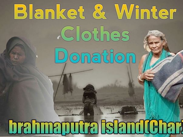 Winter Blankets and Sweater Distribution for the Needy