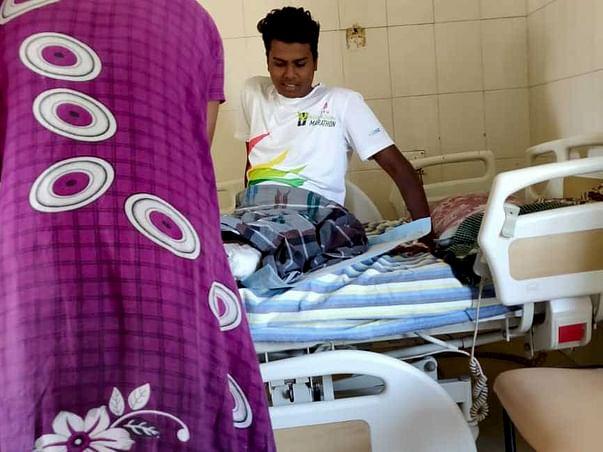 Help Vishnu Undergo a Plate Insertion Surgery