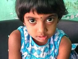 Help 3-year-old Hashini Fight Blood Cancer