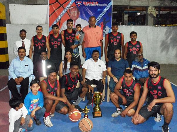 Hyderabad Annual Basketball League 2018