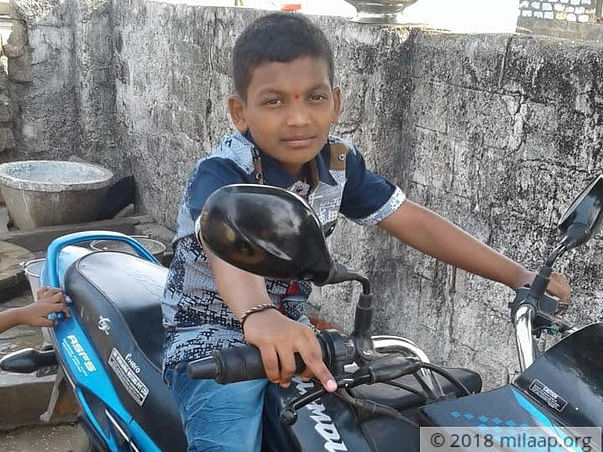 Help Gopi Chand to undergo his treatment