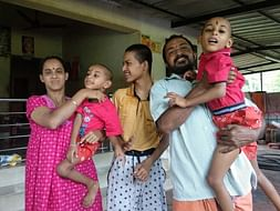 Help Suresh Treat His Three Mentally Challenged Children