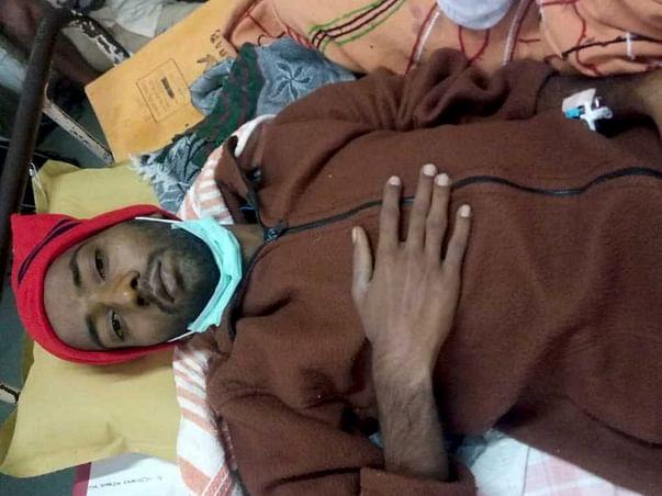 Help Chakresh Undergo Liver Transplant