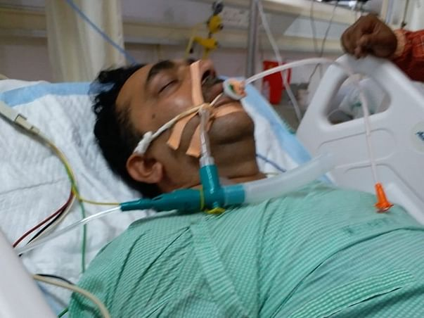 Help Javed Recover from a Stroke
