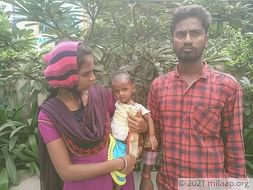 Baby of ammulu needs your help to fight cardiac problem