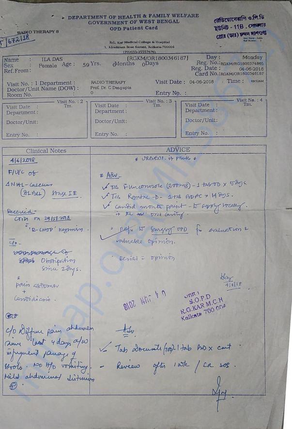 prescription of ILA DAS , page 04