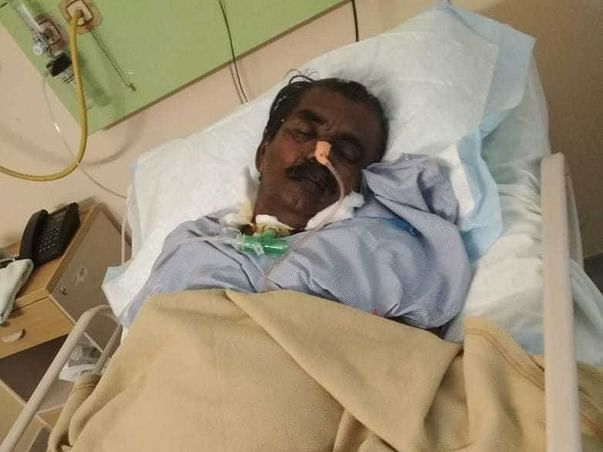 Help Yogeshappa Recover from Severe Head Injuries