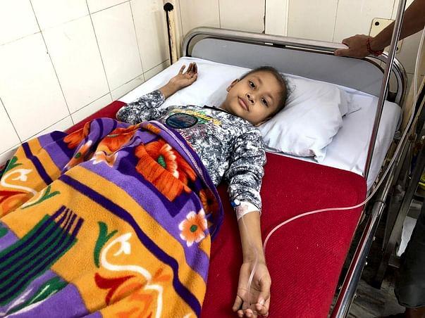 Help Darpan Fight Blood cancer