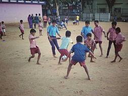 Help Underprivileged Children Play Football