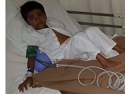 Help Yatharth Undergo Kidney Transplant