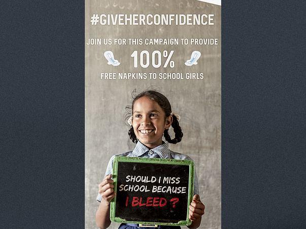 #GiveHerConfidence