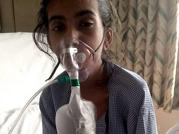 Help Muskan Fight TB