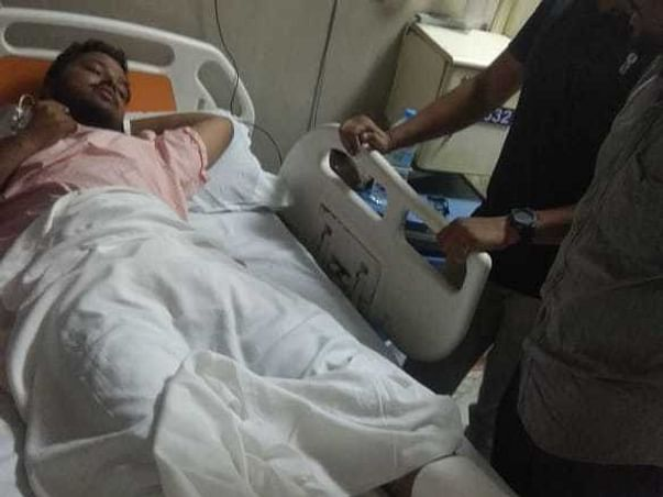 Help Sathish Recover From Bone Fracture