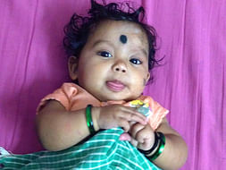 Help 4-month-old Baby Nashitha To Get Hearing Aid