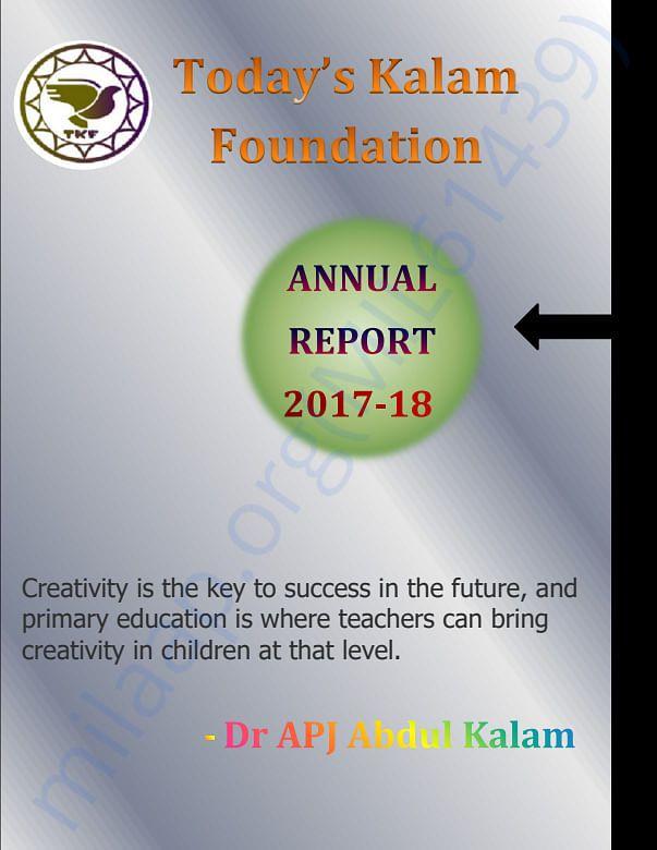 Activity Report 2017-18