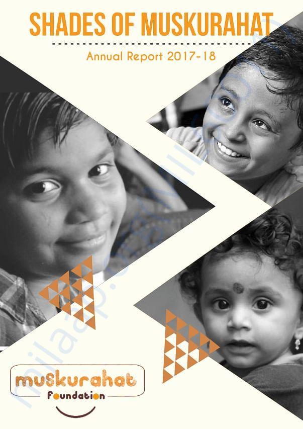 Muskurahat Foundation annual report.