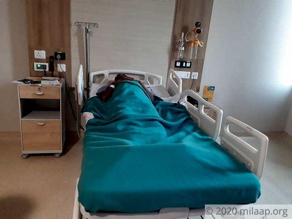 Baban Kisan needs your help to fight Kidney disease
