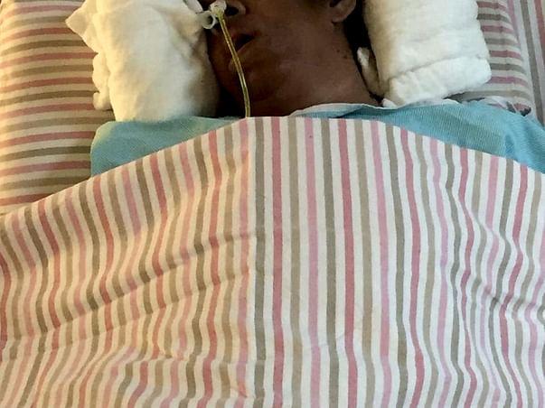 Help Abha Undergo Brain Surgery