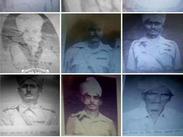 Restoration of Memorial Built in Martyrdom of Heroic Soldiers