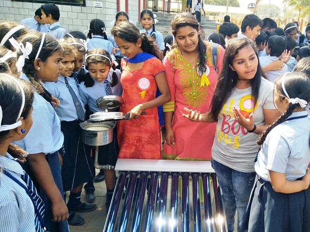 You Can Energize This Solar Cooking Innovation