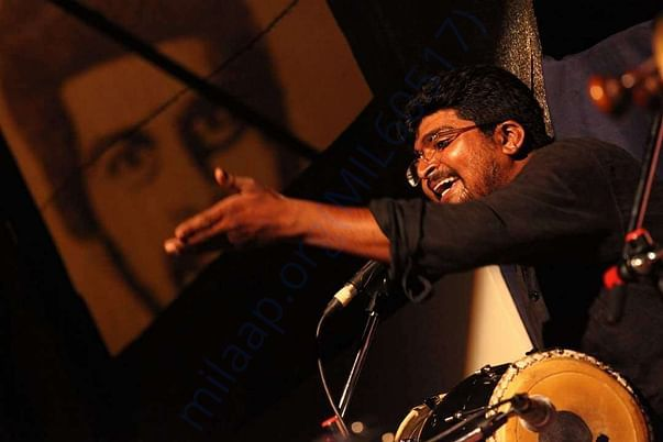 Rajguru Singing in one of the previous concert