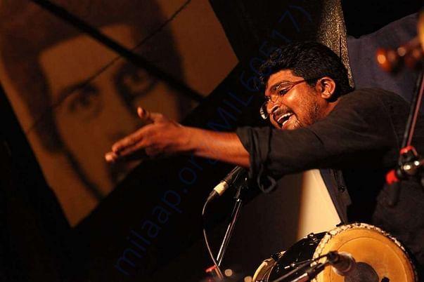 Rajguru singing
