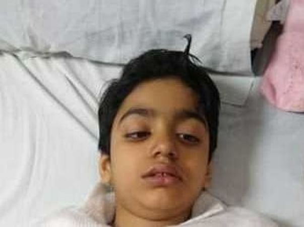 Support-aarav ahmed to fight against Guillain Barré Syndrome
