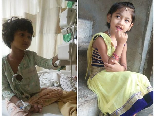 Help Dharitty, a 5 Year Old Child, Fight Blood Cancer