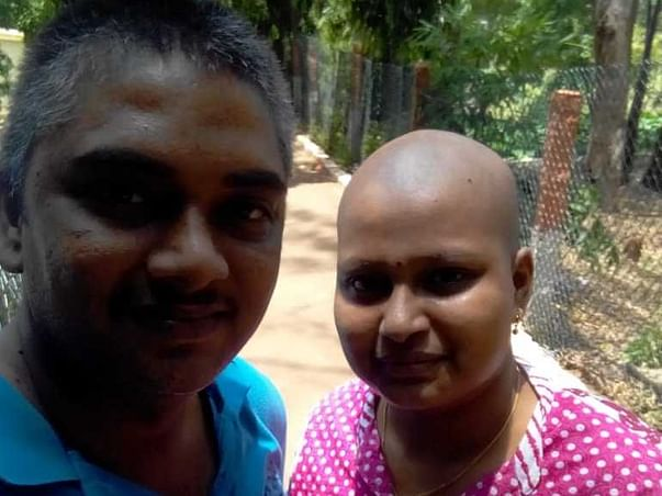 Help Sruthi Fight Cancer