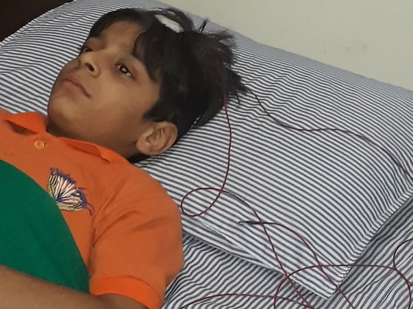 Help Us For Arshit's Cochlear Implant Surgery