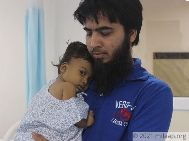 Shaik abdul Rahman needs your help to undergo Liver transplant