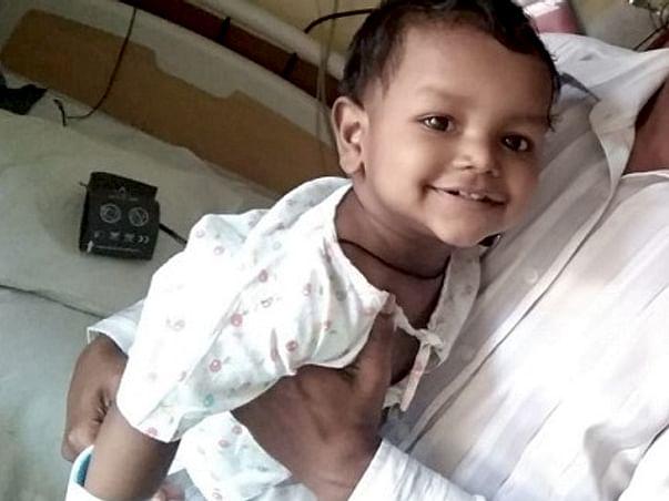 Let's help 18-month old Joel fight HUS disease