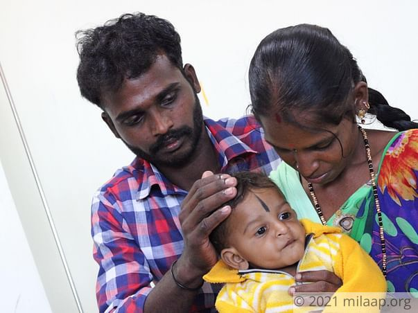 Vishnu shankar needs your help to fight cardiac problem