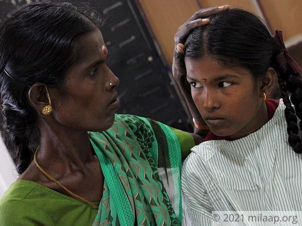 Kondammal needs your help to fight disease