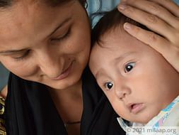 These Parents Risk Losing Their Baby To Heart Disease Without Help