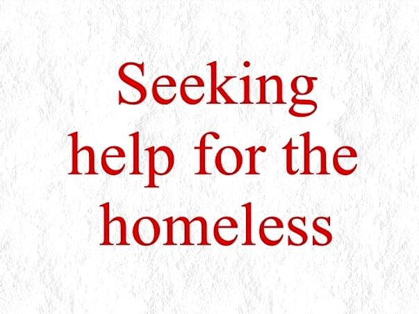 Help for the People Living in Streets.