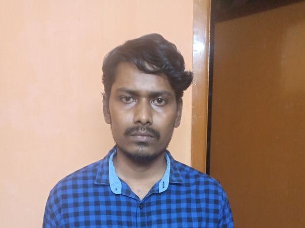 Help Karthik Kumar To Walk Again