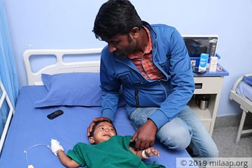 support-baby-of-ranjitha