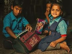 Educate A Child Today, Build A Better Tomorrow