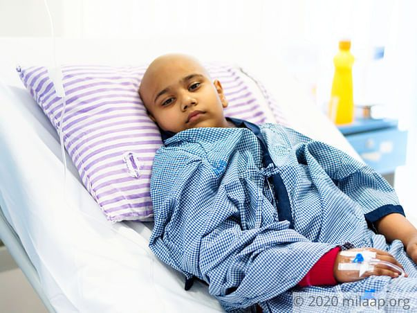 This 6-Year-Old Needs Your Help To Fight Back Cancer