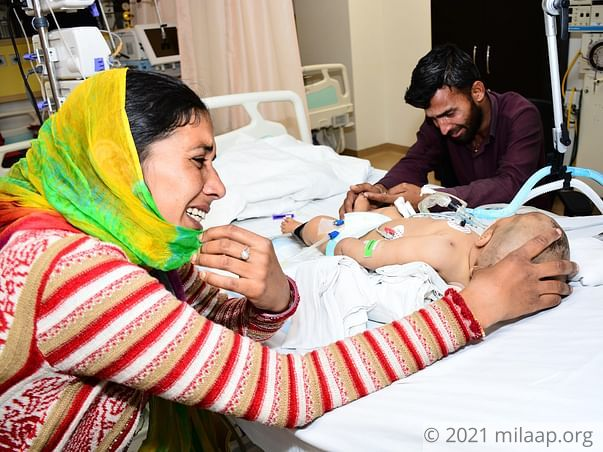 Kirti needs your help to undergo her treatment