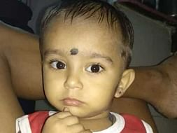 Help 2-year-old Sarthak Recover From Pneumonia