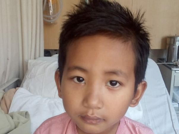Help 6 Years Old Pratik Fight Aplastic Anemia and Undergo BMT