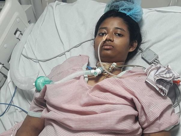 Help Divya Fight Guillain Barre Syndrome