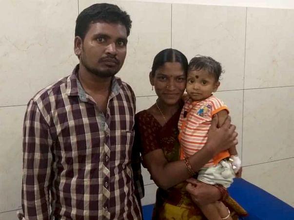Help 17-month-old Baby Undergo Liver Transplant
